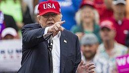 """""""最后的考验""""特朗普入主白宫 普京再度被指控扶其上位之人"""