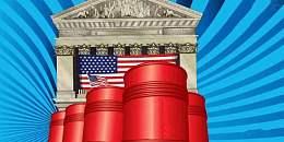 美国的石油和天然气目前的现状如何 美国的石油和天然气主要分布在哪里