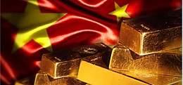 1月份中国内地从香港进口黄金量创2年新低点