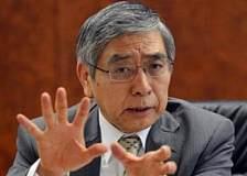 日本央行行长:全球经济进入后危机时代的新阶段