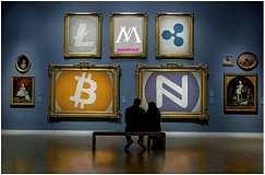 """国外统计机构将四大加密货币列为""""蓝筹股"""" 区块链资产多元化发展"""