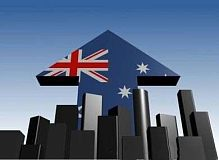 澳大利亚第一季度GDP数据靓丽 澳元兑美元暴涨40点