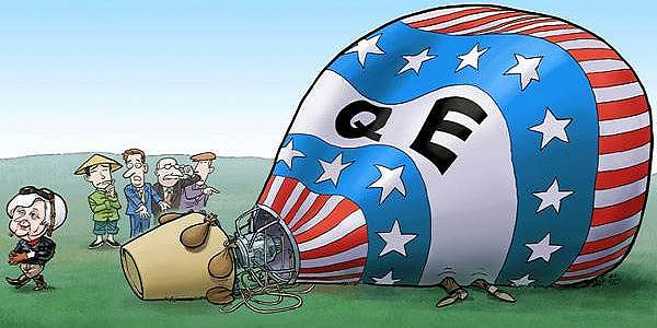 (两项重要的数据或许导致欧洲央行退出QE 来源:金色财经)