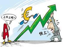 欧元即将爆炸性走高至120压制美元 刺激黄金价格上天