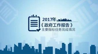 2017政府经济工作报告解读及其他非量化重点工作概要