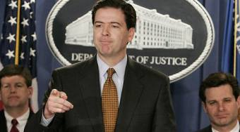 科米证词被提前曝光 美国政坛受影响不大致黄金期货暴跌10美元