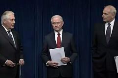 """特朗普低调签新版""""禁穆令"""" 伊拉克表十分欢迎 叙利亚被""""宽恕""""?"""