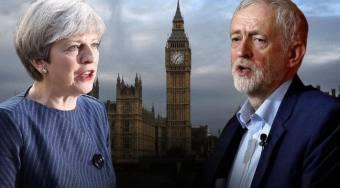 英国大选产生悬浮议会致政坛混乱 工党领袖科尔宾或成新首相