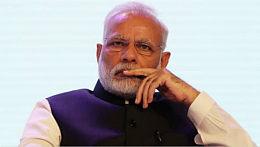 印度宣布没接受银行问询之前 个人存款不得超过74美元