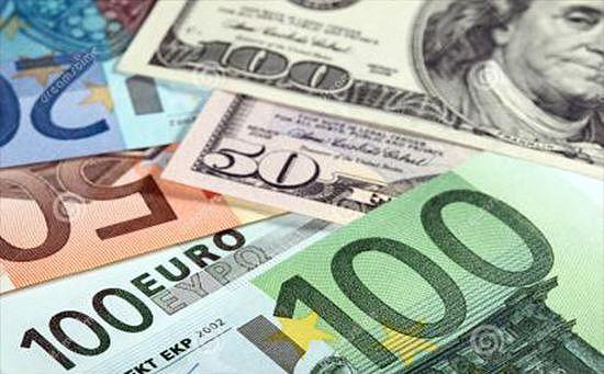 (美元兑欧元受到美联储加息的影响做出的走势分析 来源:金色财经)