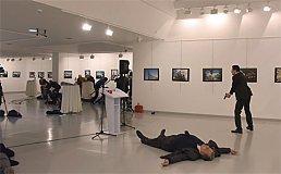 俄大使遇刺身亡 德卡车撞人恐怖事件再度困扰市场