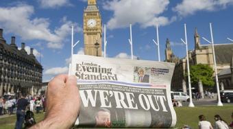 英国大选梅姨失利 英国脱欧结局难料