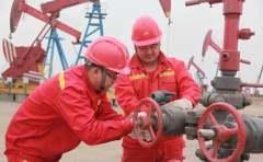 中国国家统计局数据显示:中国2月原油产量跌至去年10月以来最低