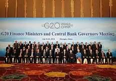 财经早餐:2017.3.17 G-20 财长和央行行长会议今天举行