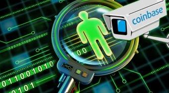 Coinbase比特币交易平台使用摄像头拍照进行用户身份验证