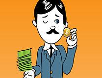 货币间没有硝烟的战争 区块链货币VS法定货币谁更胜一筹?