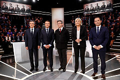 黄金跌至两日新低 或与法国大选首轮辩论的结果有关