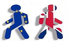 """英国3月29日正式脱欧 欧盟英国""""离婚案""""终于启动 美联储受到重击"""