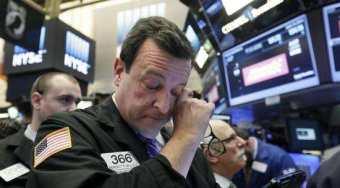 财经早餐:2017.3.22 美国股市创去年10月以来最大跌幅  美元指数跌破100大关