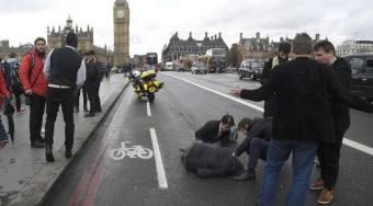 英国伦敦发生恐怖袭击事件 英镑短线下跌市场避险情绪加重