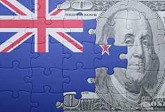 新西兰联储公布鸽派利率决议 纽元持续承压下跌
