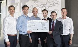 区块链技术企业Xain AG获得保时捷区块链创业大赛冠军