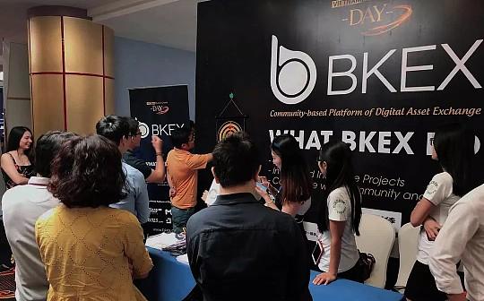 币客BKEX越南行|区块链大会圆满落幕