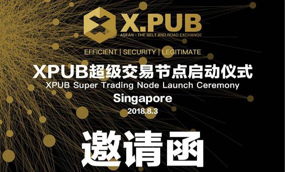XPUB超级交易节点启动仪式