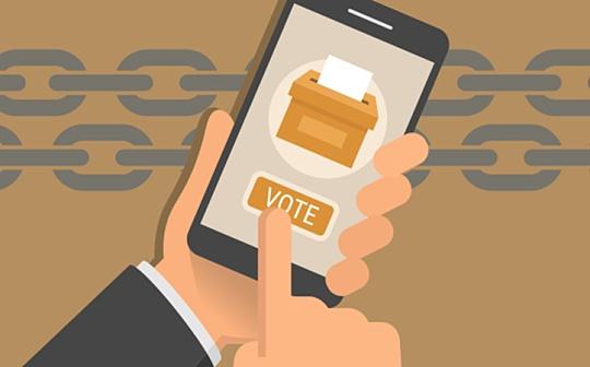 美国西弗吉尼亚州试验区块链投票选举系统