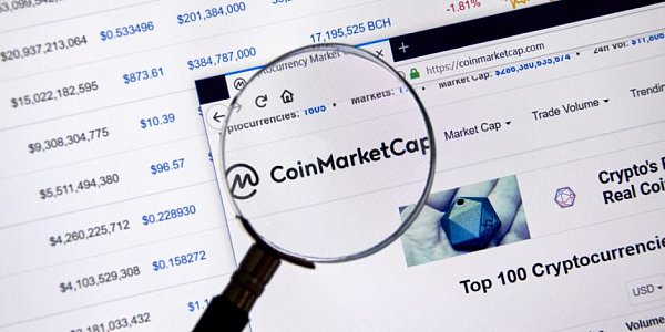 加密数据网站CoinMarketCap推出付费API