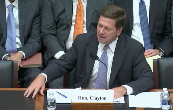 """SEC主席与加密货币领域律师就加密货币问题展开了""""激烈""""讨论"""