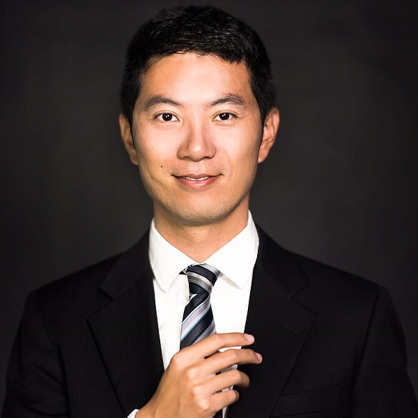 ALZA CEO Nate Zou