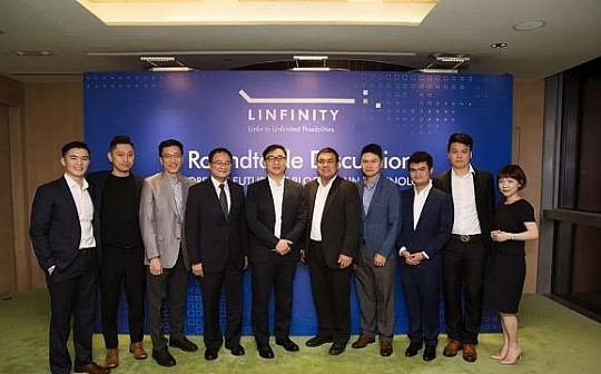 Linfinity携手香港业界 共同推进区块链商业化进程