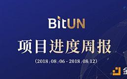 BitUN项目进展周报 8月06日至8月12日