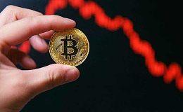 """加密货币市场""""一片狼藉"""" 比特币跌破6000美元"""