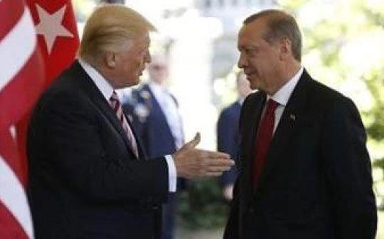 特朗普制裁土耳其 比特币兑里拉创下新高