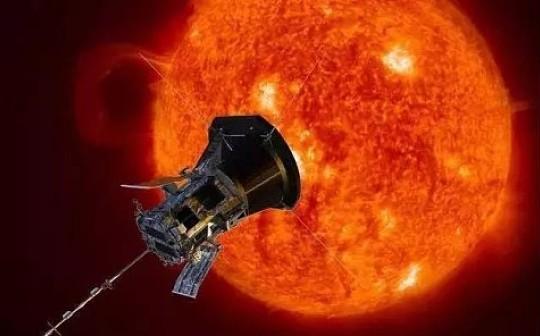 """NASA发射人类首颗""""触日""""探测器 区块链的""""帕克号""""也已经启航"""
