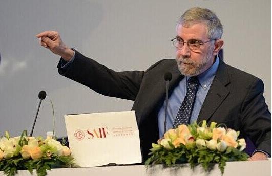 诺贝尔经济学奖得主保罗•克鲁格曼:比特币比黄金更具实用性