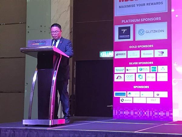 马来西亚区块链协会主席王文龙