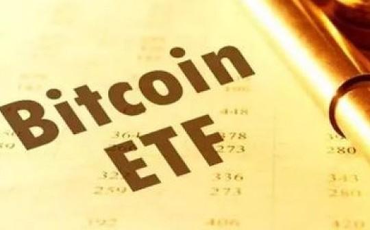 一张图看懂ETF提案对数字货币市场的影响