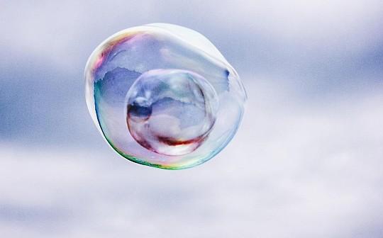 虚拟货币泡沫有多大?