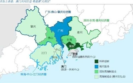 粤港澳大湾区贸易金融区块链平台在深圳正式上线试运行