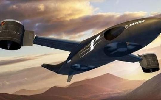 波音尝试用区块链技术造飞机