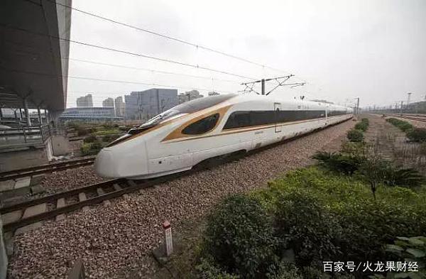 京港高铁全线建成 苏州引领区块链技术加入高铁