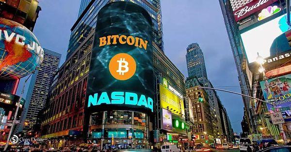 纳斯达克明年上线加密货币 牛市会提前来临?