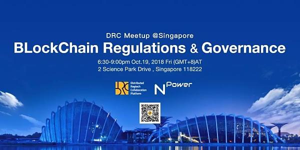 DRC Meetup @Singapore