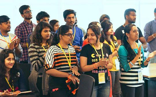 我在班加罗尔与200个印度黑客一起呆了24个小时