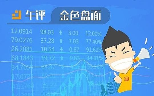 10月19日数字货币午间行情:下跌中孕育的机会