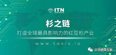 微头条:ITN杉之链区块链溯源底层技术进展情况