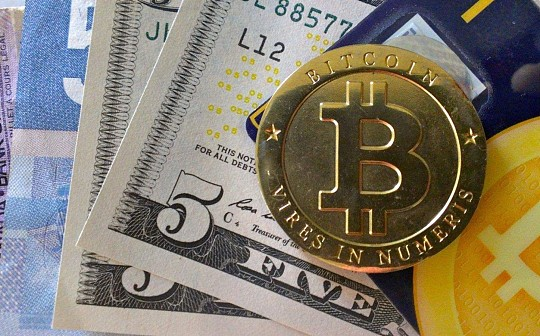 比特币市场即将成为外汇市场的替代品
